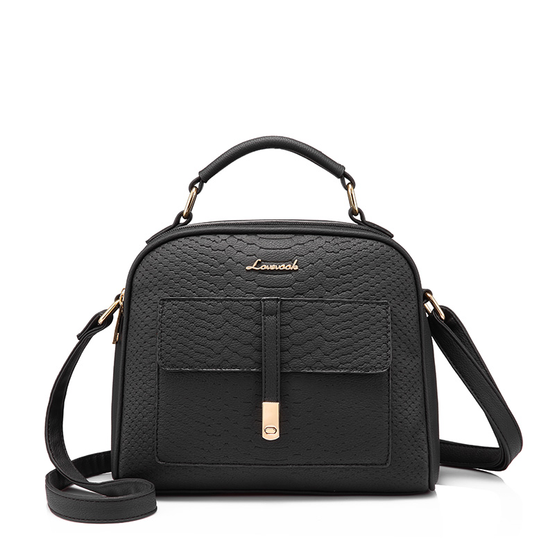 LOVEVOOK Brand Women Shoulder Crossbody Bag Female Messenger Bags High Quality Ladies Handbag Printing Purse School Bags 2019