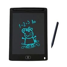 8,5 дюймов ЖК-дисплей планшет для письма графический планшет для рисования/Планшеты электронный цифровой чертежная доска для рисования поче...