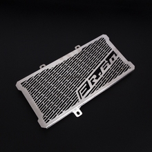 цена на Motorcycle Radiator Grille Guard Cover Protector For Kawasaki ER6N ER 6N 2006-2016