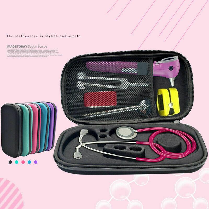 Simple Carry Travel Health Organizer Stethoscope Hard EVA Bag Case Storage Box Travel Case EVA Medical Carry Organizer Bag