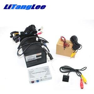 Image 4 - Liislee Reversing Camera Interface Back Up Original Monitor Upgrade For Mazda 2020 8.8 inch screen