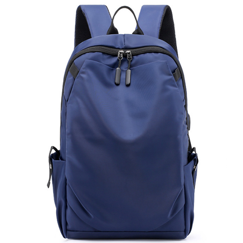 Fashion Casual Backpack Waterproof Laptop Bag Men'S Travel Bag Backpack College Student Bag image