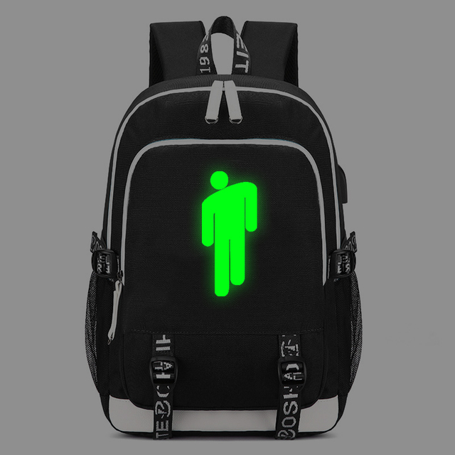 BILLIE EILISH LUMINOUS BACKPACK (2 VARIAN)