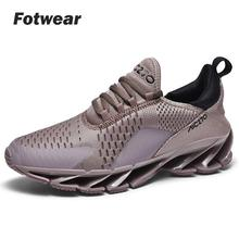 Fotwear Men Fashion sneakers Casual shoes Running Trainning walking lightweight cushioning Model tread
