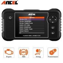ANCEL FX2000 OBD2 Automotive Scanner Professional ABS Airbag Übertragung Auto Diagnose Werkzeug Multi Sprache OBD2 Freies Update