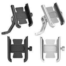 Universal Metal Bike Telefoon Rack Aluminiumlegering Fiets Mobiele Telefoon Houder Motorcycle Fietsstuur Mount