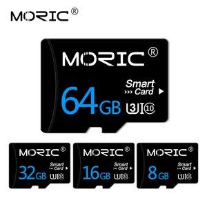 Micro SD TF Card 64GB 128GB 256GB High Speed Class10 8GB 16GB 32GB Flash Memory carte sd memoria with Free adapter