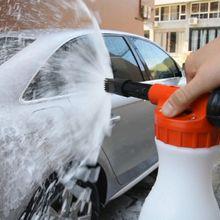 1000ml myjnia samochodowa butelka piankowa czyszczenie samochodu mycie śnieg spieniacz Lance samochód woda mydło atomizer na szampon pianka w sprayu