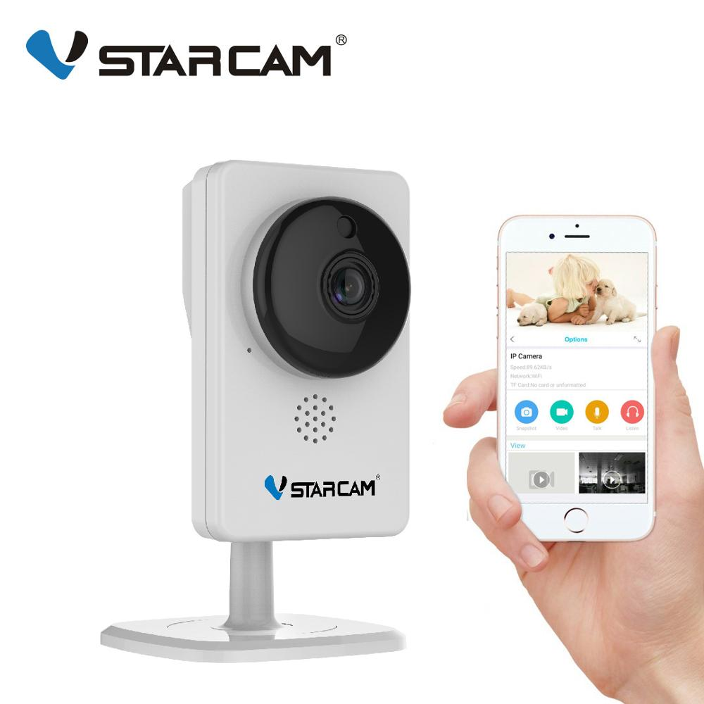 VStarcam IP Camera C92S 1080P Wi-Fi Mini Camera Infrared Night Vision Motion Alarm Video Monitor