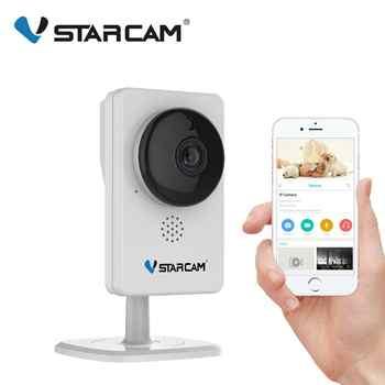 VStarcam IP Camera C92S 1080P Wi-Fi Mini Camera Infrared Night Vision Motion Alarm Video Monitor - DISCOUNT ITEM  32% OFF All Category