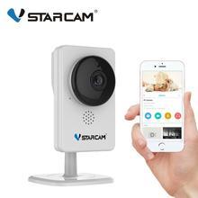 VStarcam IP kamera C92S 1080P Wi Fi Mini kamera kızılötesi gece görüş hareket Alarm video monitörü