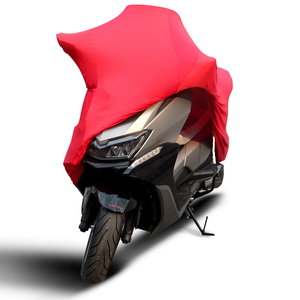 Image 1 - Capa da motocicleta universal ao ar livre protetor uv todas as estações à prova ddustágua bicicleta chuva dustproof scooter do motor capa