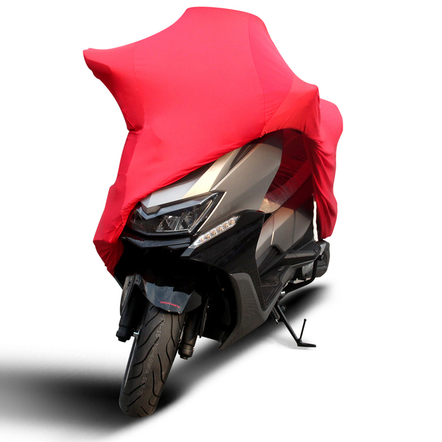 Capa da motocicleta universal ao ar livre protetor uv todas as estações à prova ddustágua bicicleta chuva dustproof scooter do motor capa
