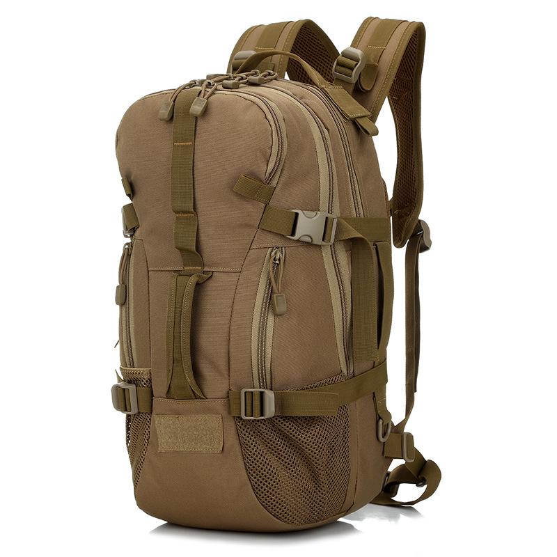 New Style Outdoor Mountaineering Bag Large Capacity School Bag Travel Backpack Men's Sports Bag Women's Korean-style Computer Ba
