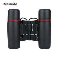 Realmote Handheld Telescope Zoom 30x60 Folding Binoculars With Night Light The Bird's Eye View Of Hunting Travel Adapter 1000m