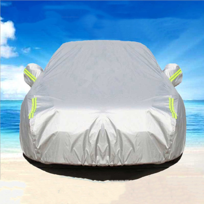 Universal Car Covers Size S M L XL XXL Indoor Outdoor Full Auot Cover Sun UV Snow Dust Resistant Protection Cover for Sedan