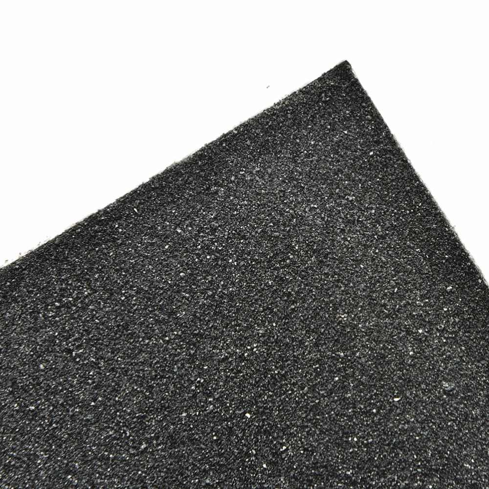 سكوتر أسود الصنفرة ملصقا 1 قطعة مثقب سطح لوحة تزلج شريط لحام لوح التزلج الرمال ورقة الشريط gripbar 81 سنتيمتر * 22 سنتيمتر