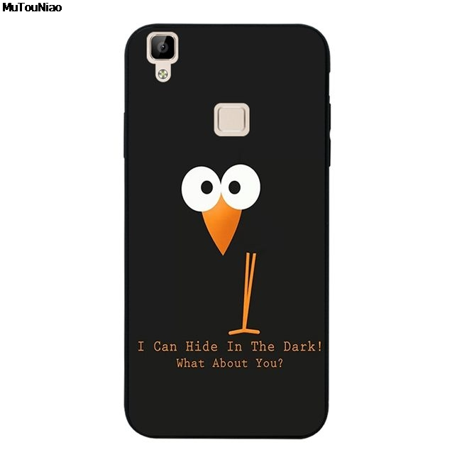 Mutouniao Cartoon 5 Silicon Soft TPU <font><b>Case</b></font> Cover For <font><b>Vivo</b></font> V3 V5 V7 V9 Y75 Y79 Y85 X9 X9S Y91i Y91C Max Plus Lite image