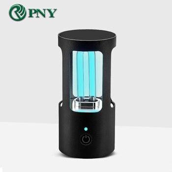 Mini UV Lamp Germicidal Ultraviolet Lamp Kill Virus Sterilization USB Rechargeable UVC Sterilizer Ozone Disinfection UV Light 1