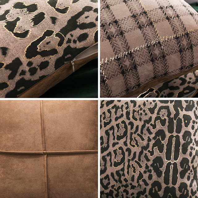 Suede Drie-Dimensionale Kussenhoes Moderne Ins Hold Kussen Nordic Stijl Home Decoratie Sofa Bed Rooster Kussensloop