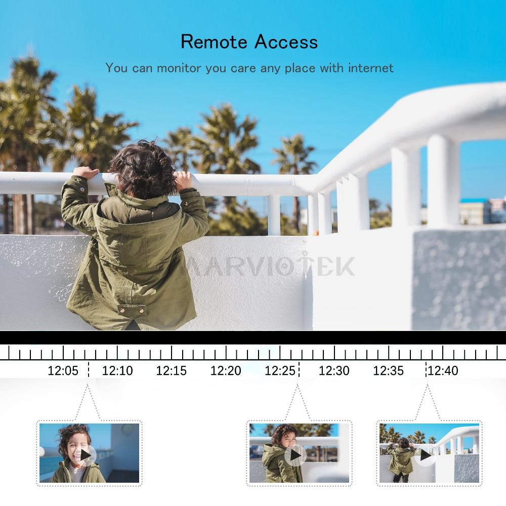 Image 3 - 4CH 1080P Wireless Home Security Camera System IP Camera WiFi DVR Kits CCTV camera System Outdoor Video Surveillance 4 camerasSurveillance System   -