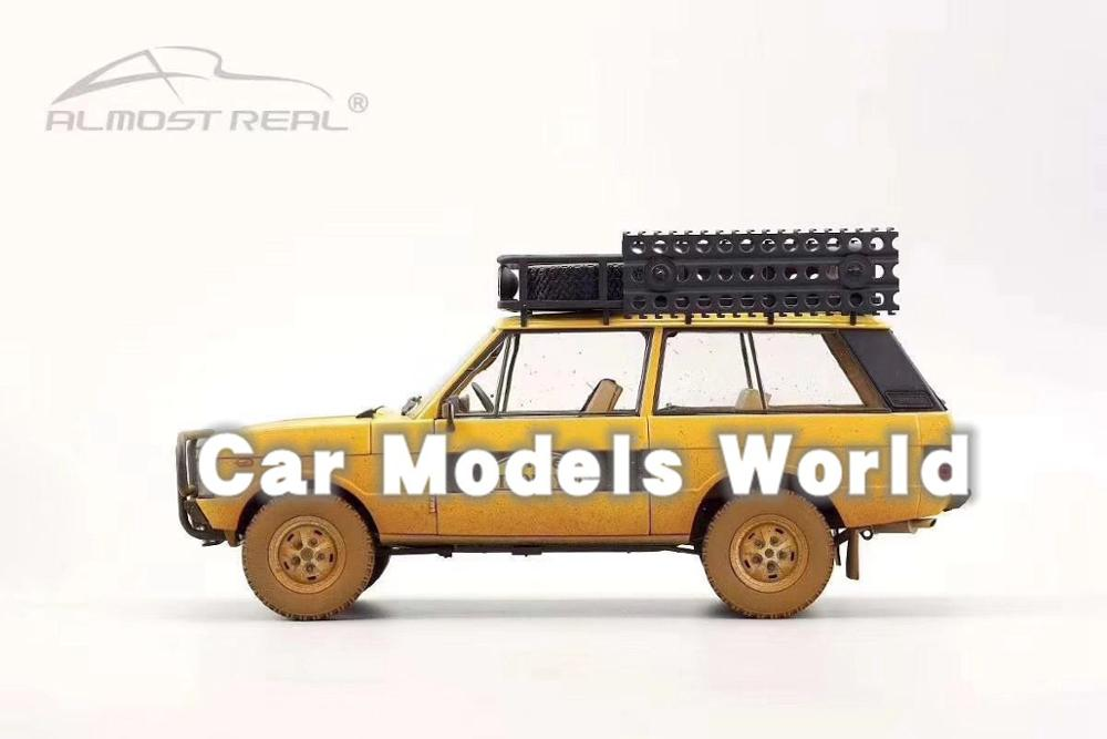 """Image 2 - Diecast Car Model for """"CAMEL TROPHY"""" SUMATRA 1981 Dirty Version 1:18 + SMALL GIFT!!!!Diecasts & Toy Vehicles   -"""