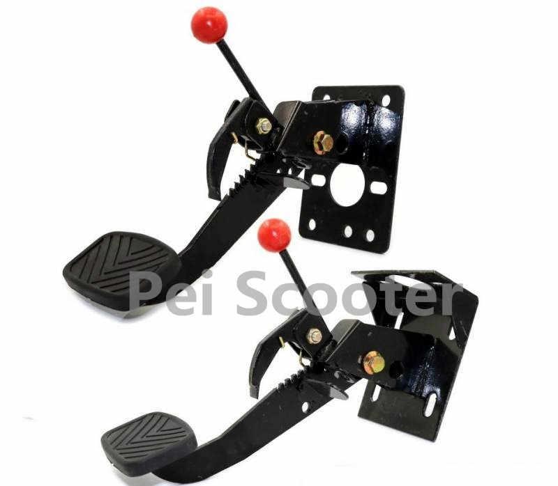 Pedal Rem, Hanya untuk Kenyamanan Pelanggan Yang Membeli Motor Controller dari Kami Terima Kasih Pppb-10