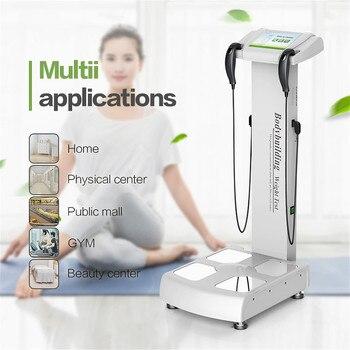 Ce aprobado últimos 25 valores Bio Quantum sistema de prueba de salud máquina Quantum Resonancia Magnética salud corporal analizador
