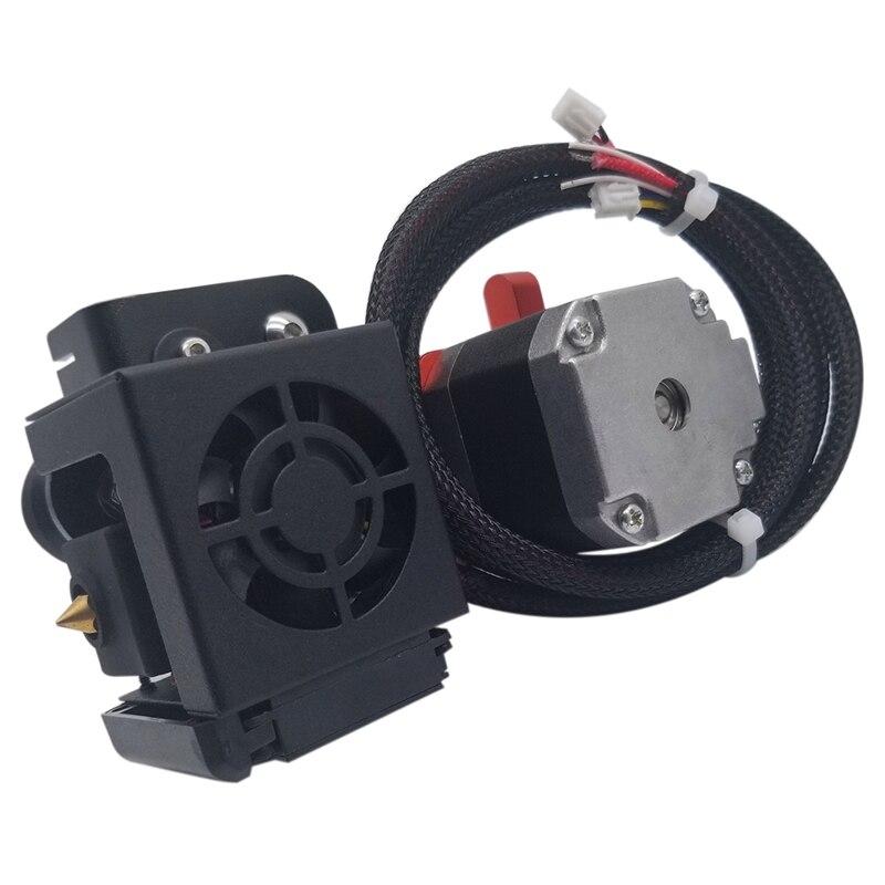 3D Printer Accessories CR10 Upgrade Short Range Drive Feeding Belt Complete Hot End Red Extruder Kit