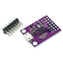 Cp2112 debugar placa usb para i2c módulo de comunicação para arduino