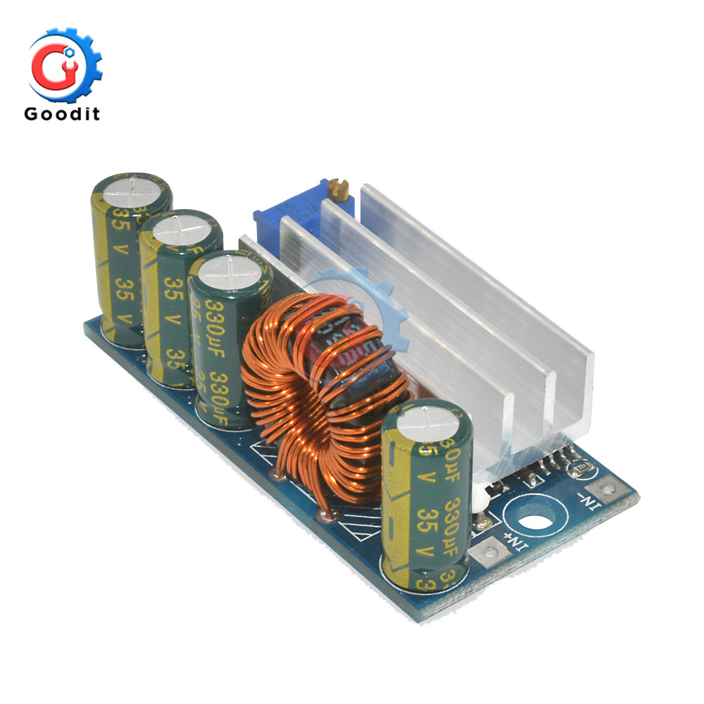 Automatic Step Up Down DC Power Supply AT30 Converter Boost Buck Replace XL6009