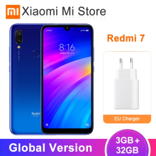 Xiaomi Redmi 7-3gb 32GB LTE/CDMA/GSM/WCDMA Quick Charge 4.0 Octa Core Fingerprint Recognition
