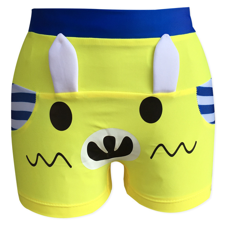 Students Swimming Trunks BOY'S Small CHILDREN'S Children Male Baby Children BOY'S Baby 2-8-Year-Old Quick-Dry Young Children Bat