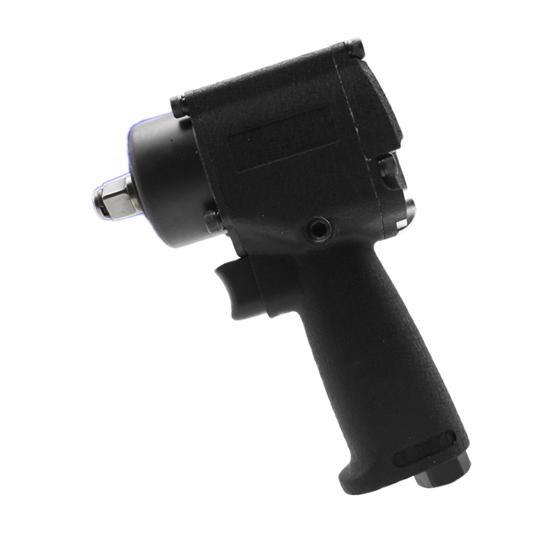 1/2 Inch Impact Wrench Pneumatic Air Car Repairing Impact Wrench For Cars Wheel Wrenches Tools Double Hammer Gas Trigger