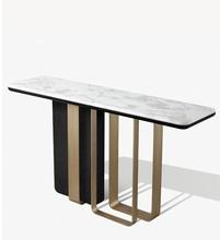10 szt Opakowanie stół konsolowy o wysokości 86cm długość 120cm dostosowana długość dostępna tanie tanio Meble do salonu Stół konsoli Meble do domu