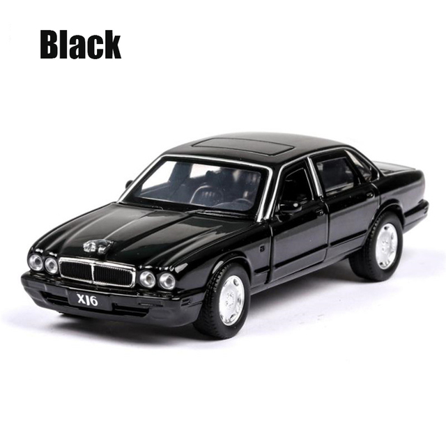1:36 Toy Car classic XJ6 Metal Toy Alloy Car Diecasts & Toy Vehicles Car Model Miniature Scale Model Car Toys For Children