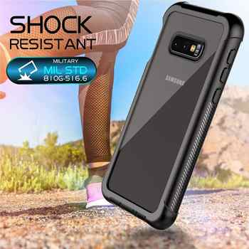 Full Body Transparent Cover for Samsung Galaxy S20 S10e Shockproof Case S8 S9 S10 Plus Note 9 10 Waterproofproof Bumper Case