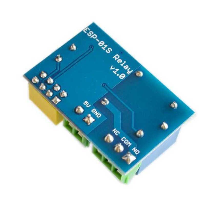 ESP8266 ESP-01S 5 Wifi リレーモジュール Diy のスマートホームのリモートコントロールスイッチ Arduino のための電話アプリ ESP01S ワイヤレス WIFI モジュール