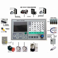 SMC4-4-16A16B 4 Axis CNC Motion Controller For Carving Machine Control System for diy CNC Router machine
