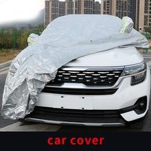 1pcs for KIA seltos 2020 car cover Sunscreen Rainproof heat insulation winter KX3