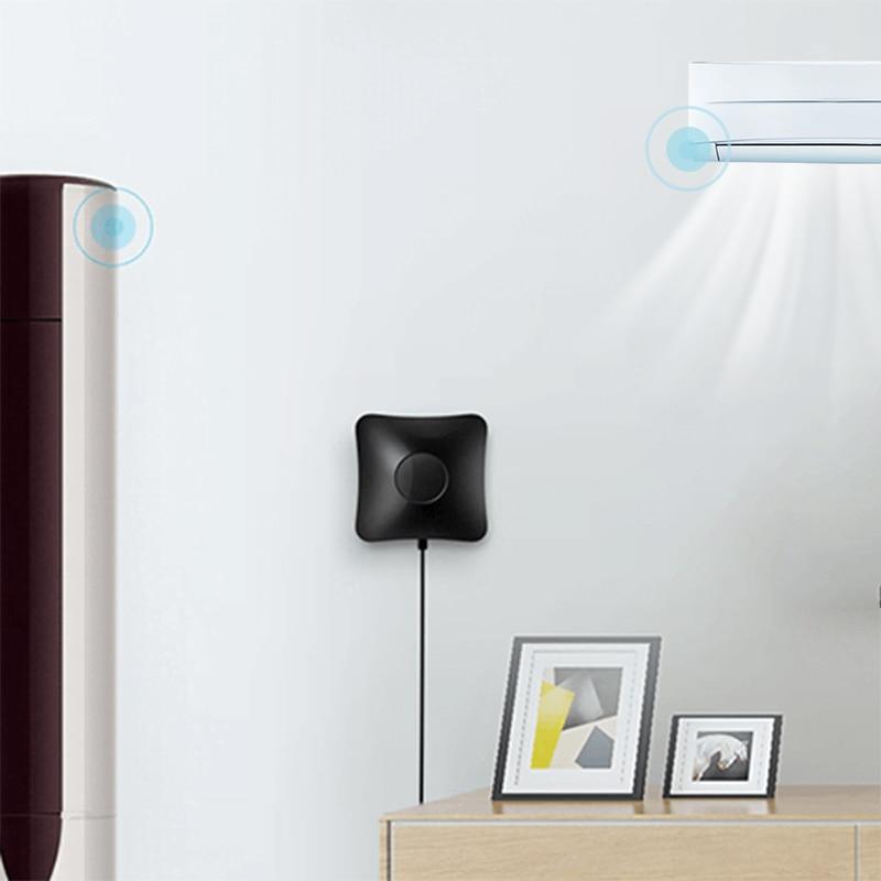 Broadlink RM4 Pro Rm4C мини умный дом автоматизации Wi-Fi ИК RF Универсальный умный пульт дистанционного управления работает с Alexa Google Home (Копировать)