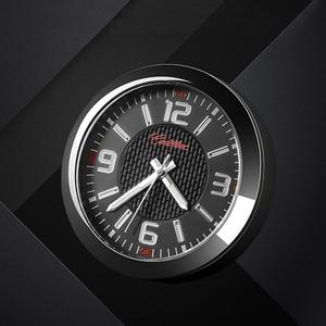 Car Clock Ornaments Interior A
