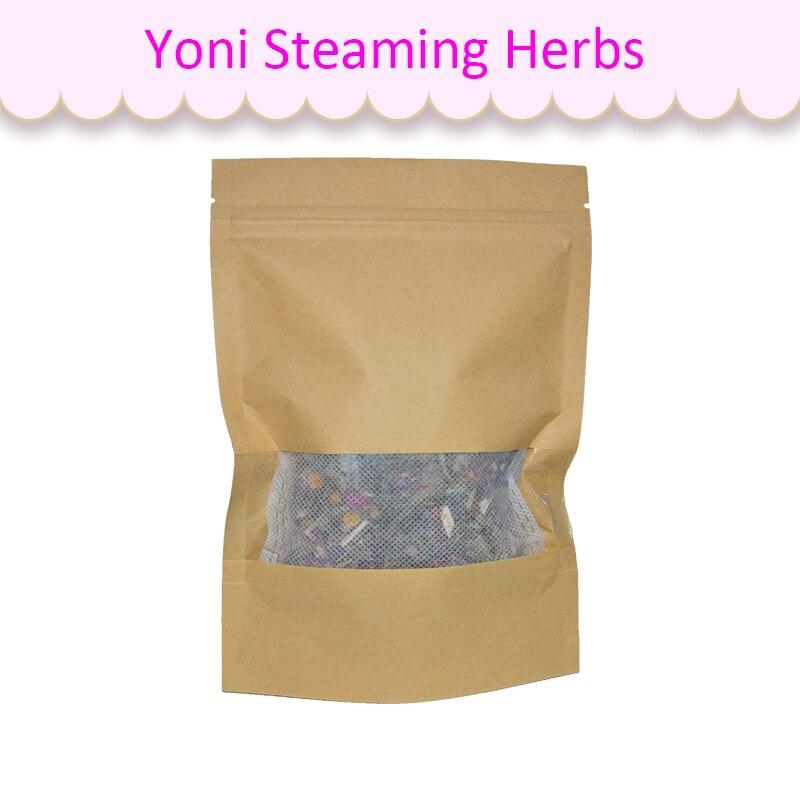 Chinese herbal Vaginal Detox Organic Yoni Steaming Herbs women vaginal Steam tea bags health Cleansing Kit Feminine Hygiene 1