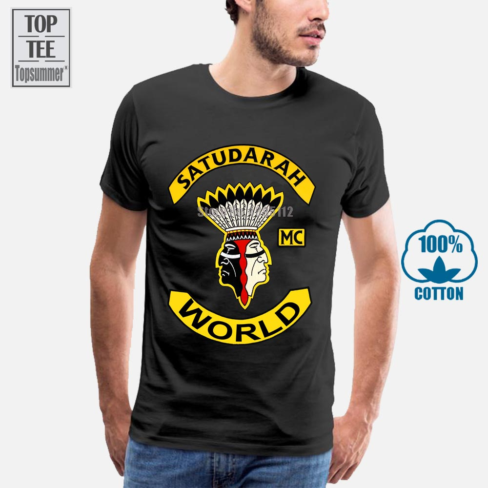 New Fashion Mens Satudarah <font><b>Mc</b></font> Groningen <font><b>T</b></font> Tops Casual Comfortable Funny Tee <font><b>Shirt</b></font> image