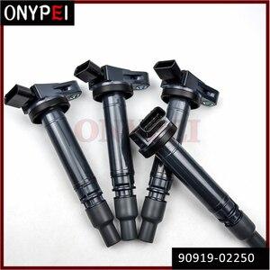 Image 3 - 4PCS di Alta Qualità Bobina di Accensione 90919 02250 90919 A2005 Per Toyota Lexus Camry Hybrid 9091902250 90919A2005