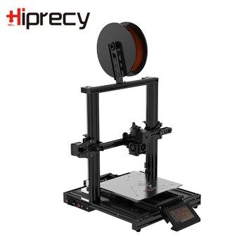 Hiprecy LEO 3D Printer Magnetic Heatbed ALL Metal Printer 230x220x260mm I3 DIY KIT Hotbed Dual Z-axis TFT Screen