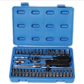 цена на 38 Sets Of Sleeve Set Of Machine Repair Sleeve Electrical Hardware Tools Auto Repair Socket Wrench Set Of Air Bubble Sleeve