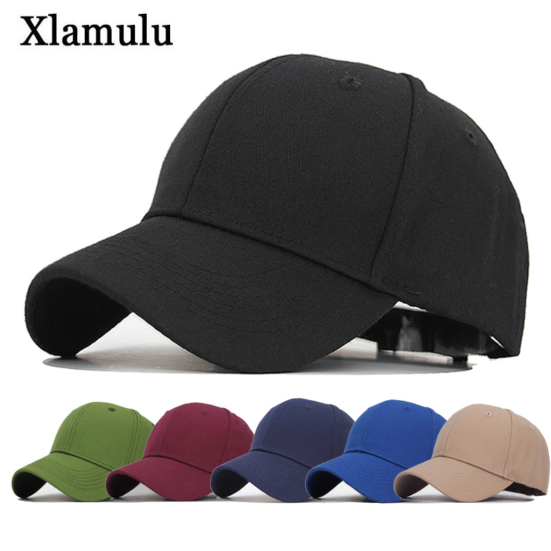 Xlamulu 2020 Unisex Fahsion Baseball Cap Men Women Snapback Hat Hip-Hop Adjustable Black Cap Bone Outdoor Climbing Baseball Caps