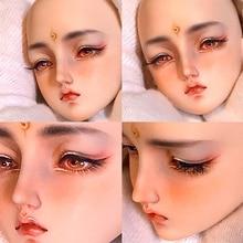 Shuga 요정 Liliya BJD 인형 Dc 1/4 수지 모델 소녀를위한 패션 피규어 장난감 Blyth Bjd 인형