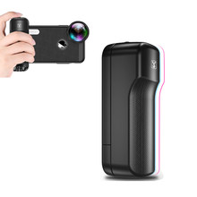 Smartphone Stabilizer Bluetooth Handheld Grip Selfie Portable Wireless Anti-shake Shutter for IPhone Samsung Huawei Xiaomi Phone(China)
